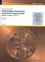 Almenräder, Carl: Vollständige theoretisch praktische Fagottschule (dt/fr)