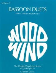Bassoon Duets vol.1 for 2 bassoons