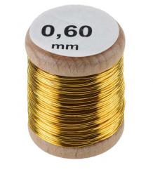 Messing-Draht - 0,6mm