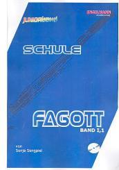 Engelmann, Norbert: Schule für Fagott Band 1 Teil 1 (ohne CD)
