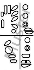 Griffbildstempel Fagott
