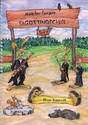 Hasenzahl, Oliver: Meister Lampes Fagottinoschule Band 2 (+CD für Quintfagott)