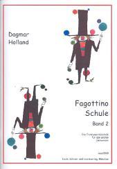 Holland, Dagmar: Fagottino-Schule Band 2