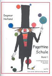 Holland, Dagmar: Fagottino-Schule Band 1