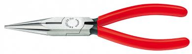 Pliers with thread cutter