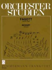Orchesterstudien für Fagott Konzerte