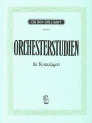 Orchesterstudien für Kontrafagott
