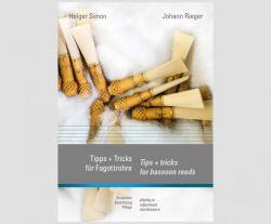 Buch: Tipps + Tricks für Fagottrohre, Einspielen - Einrichtung - Pflege