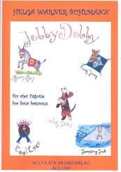 Warner-Buhlmann, Helga: Jolly Dolly für 4 Fagotte (Fagottinos) Partitur und Stimmen