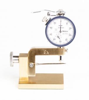 Meßuhr für Fagott, Kunibert Michel - Neigetechnik